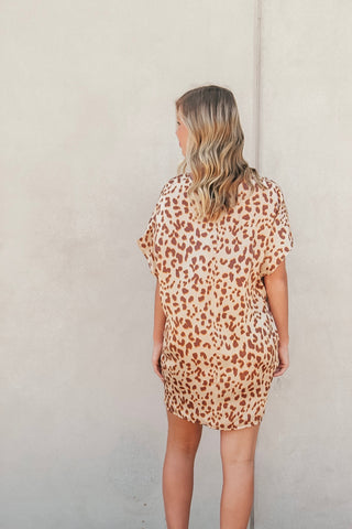Could Do No Wrong Tunic Dress