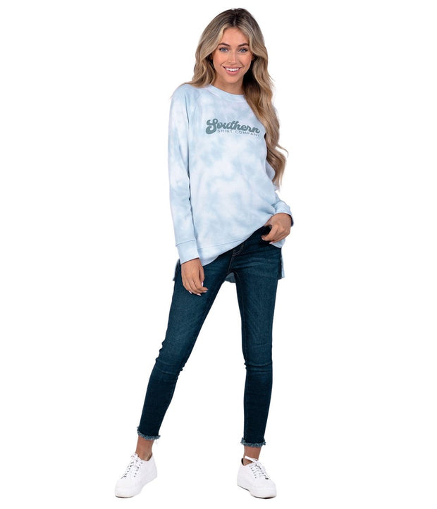Southern Shirt- Velvety Sweatshirt- Winter Sky