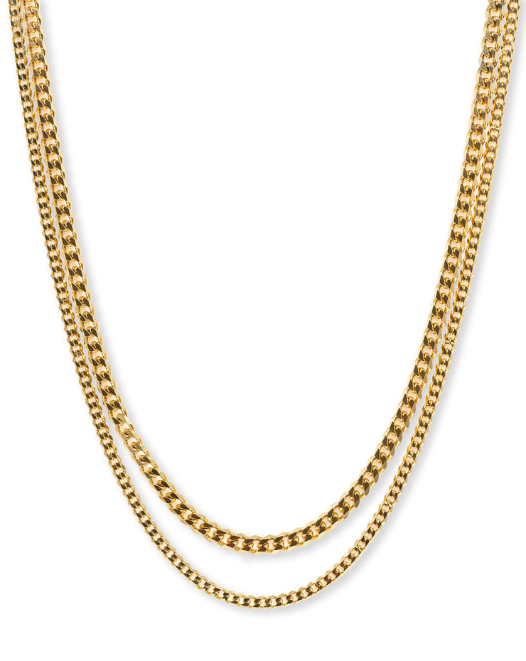 Bracha Gigi Layered Chain Necklace