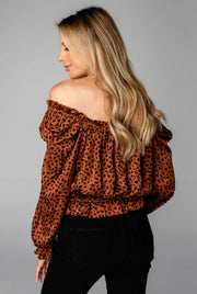 Buddy Love - Constance Off The Shoulder Blouse