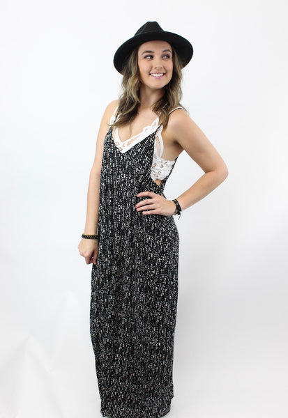 City Dreaming Maxi Dress