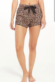 Z Supply - Sweet Talker Leopard Short