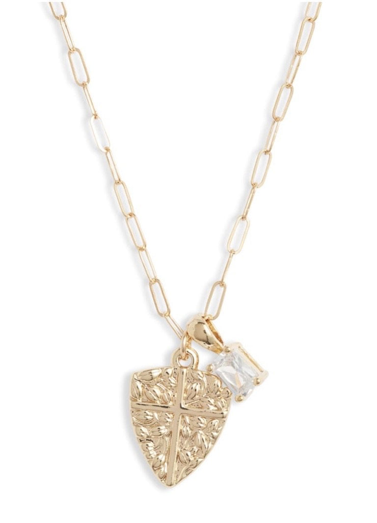 Bracha Protection Charm Necklace