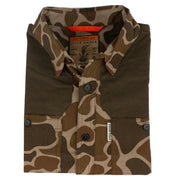 Over Under- Field Champion Shirt- Old School Camo