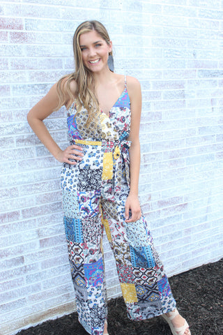 Just Friends Jumpsuit