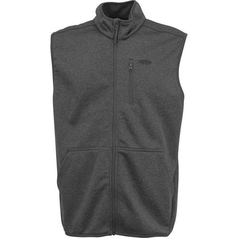 Aftco Vista Vest - Charcoal Heather