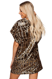 Buddy Love Aretha Brown Sequin Tunic