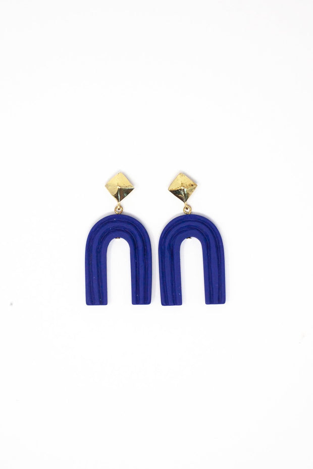 Rover & Kin Ultramarine Rainbow Earrings