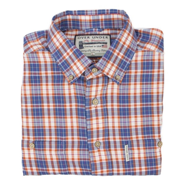 Over Under- The Woodsman Flannel Shirt- Rabun