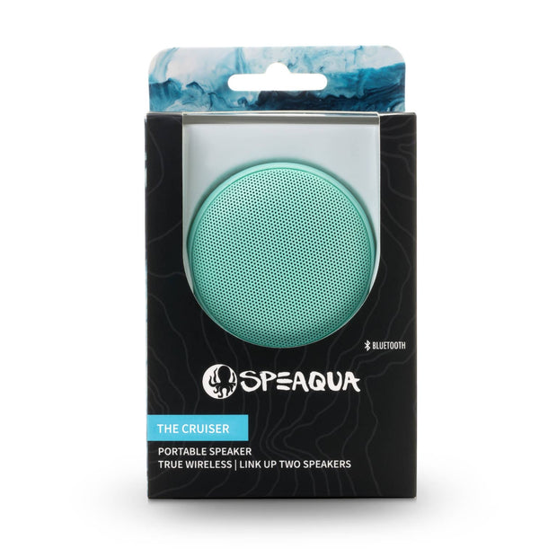 Speaqua - The Cruiser Wireless Bluetooth Speaker