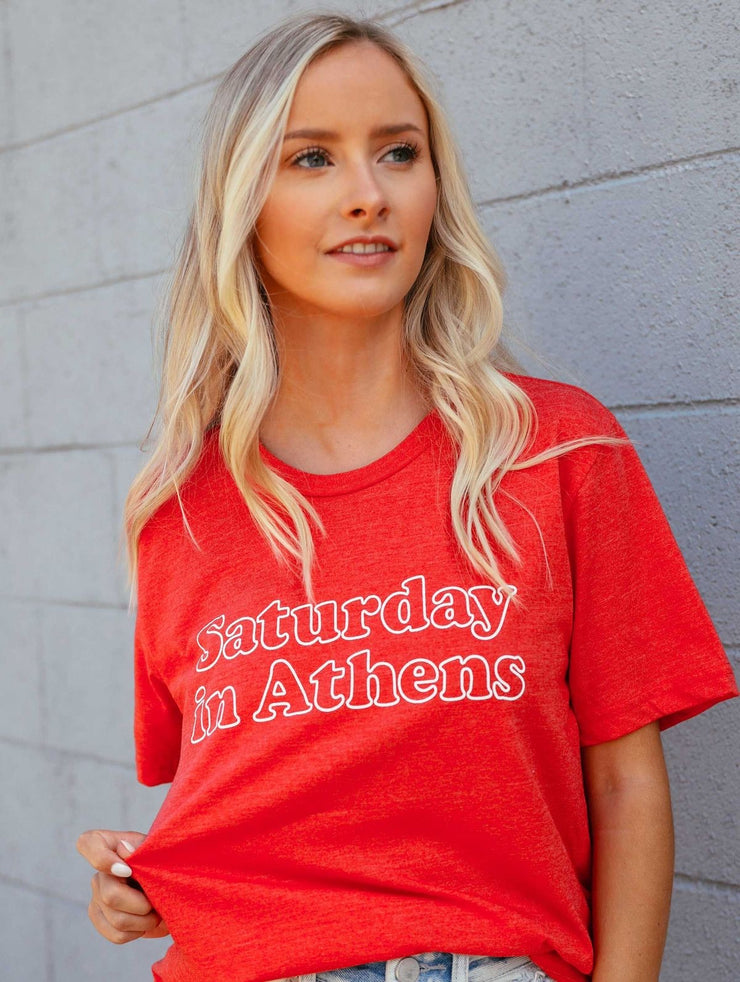 Charlie Southern - Saturday In Athens T-Shirt
