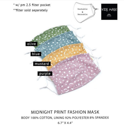 Youth Fashion Mask
