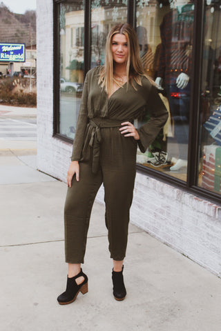 Another Love Story Jumpsuit