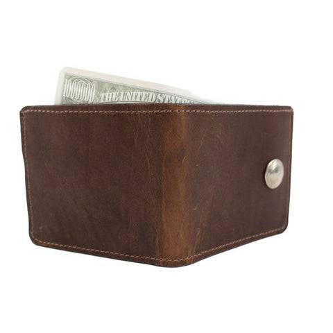 Over Under - Bison Bi-Fold Wallet