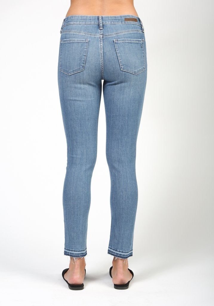 Articles of Society Carly Release Hem Jean