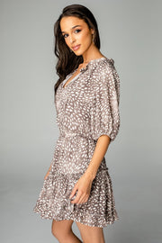 Buddy Love- Ray Flurry Dress
