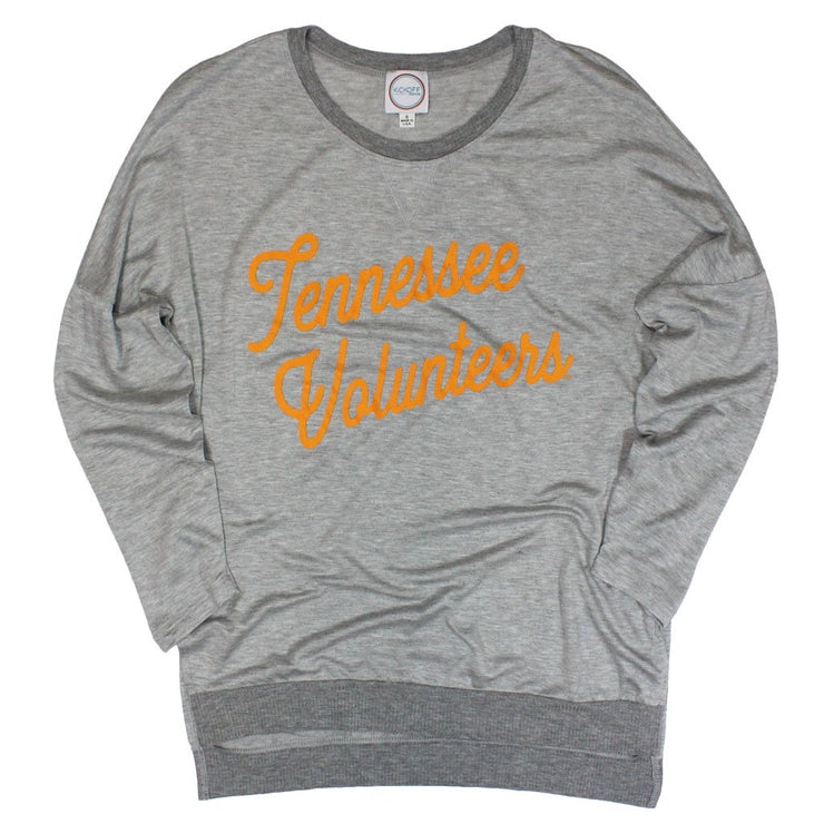 Tennessee Volunteers Spirit Side Slit Pullover