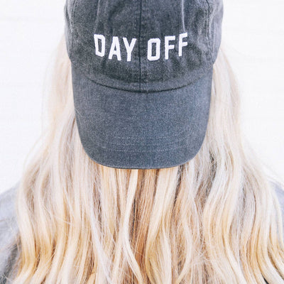 Friday + Saturday Hat - Day Off