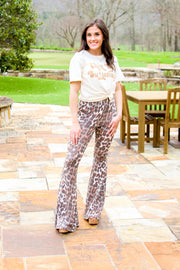 Summertime Cutie Pull-On Flares