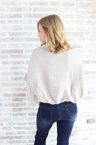 My Best Angle Cable Cardigan