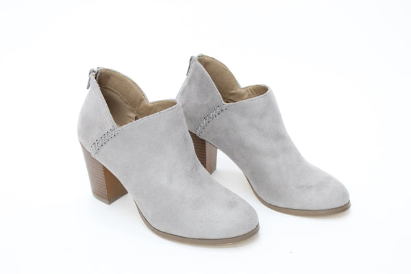 Lucky Boot Grey