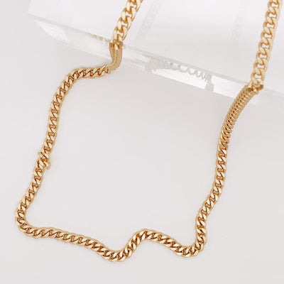 Baby Kravitz Necklace - Gold