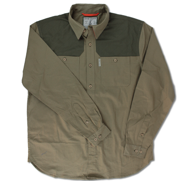 Over Under- Field Champion Shirt- Moss