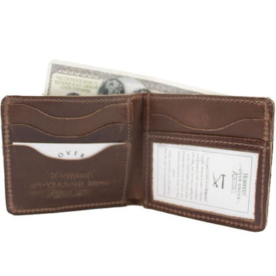 Over Under - Horween Bi-Fold Wallet w/o Shell