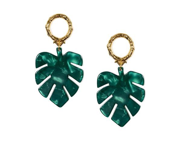 Bracha Large Palma Earrings