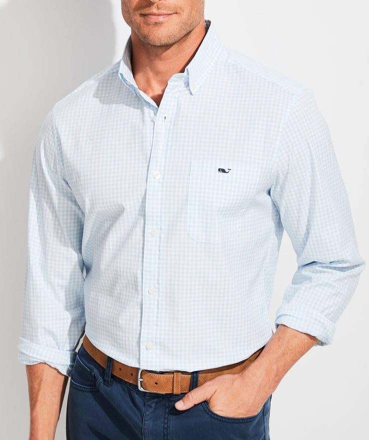 Vineyard Vines - Aberdeen Classic Tucker Shirt - Jake Blue