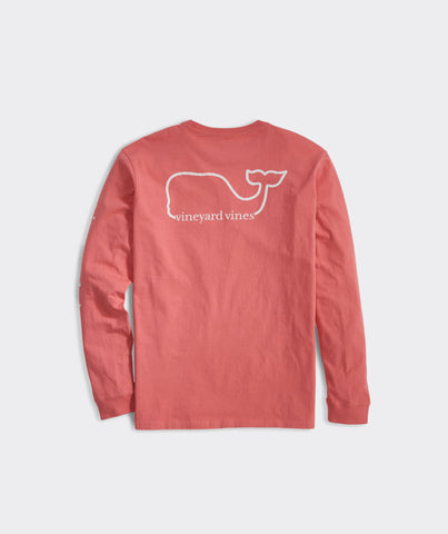 Over Under - The Great Outdoors LS Tee - Outerbanks