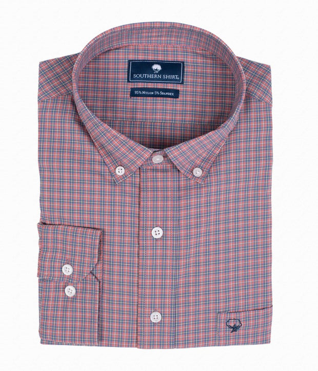 Southern Shirt - Lawrence Chack - Red Canyon