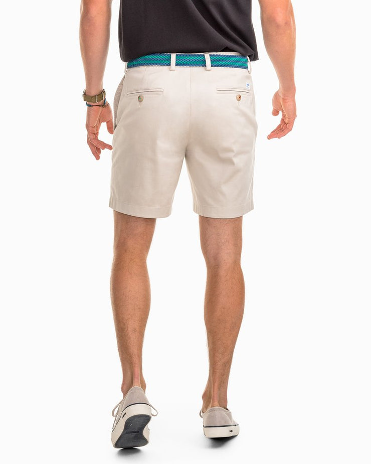 "Southern Tide -  7"" Channel Marker Shorts - Stone"