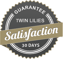 Satisfaction guarantee 30 Days