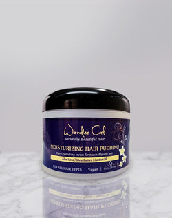 Moisturizing Hair Pudding