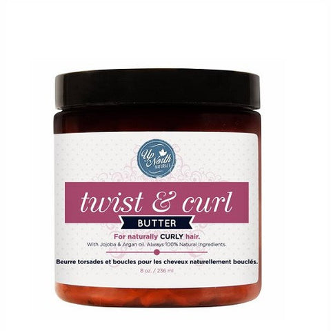 Twist and Curl Butter