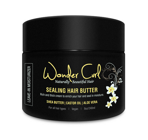 Sealing Hair Butter