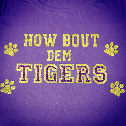 """ How about dem Tigers:"