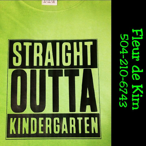 straight outta  (kids)
