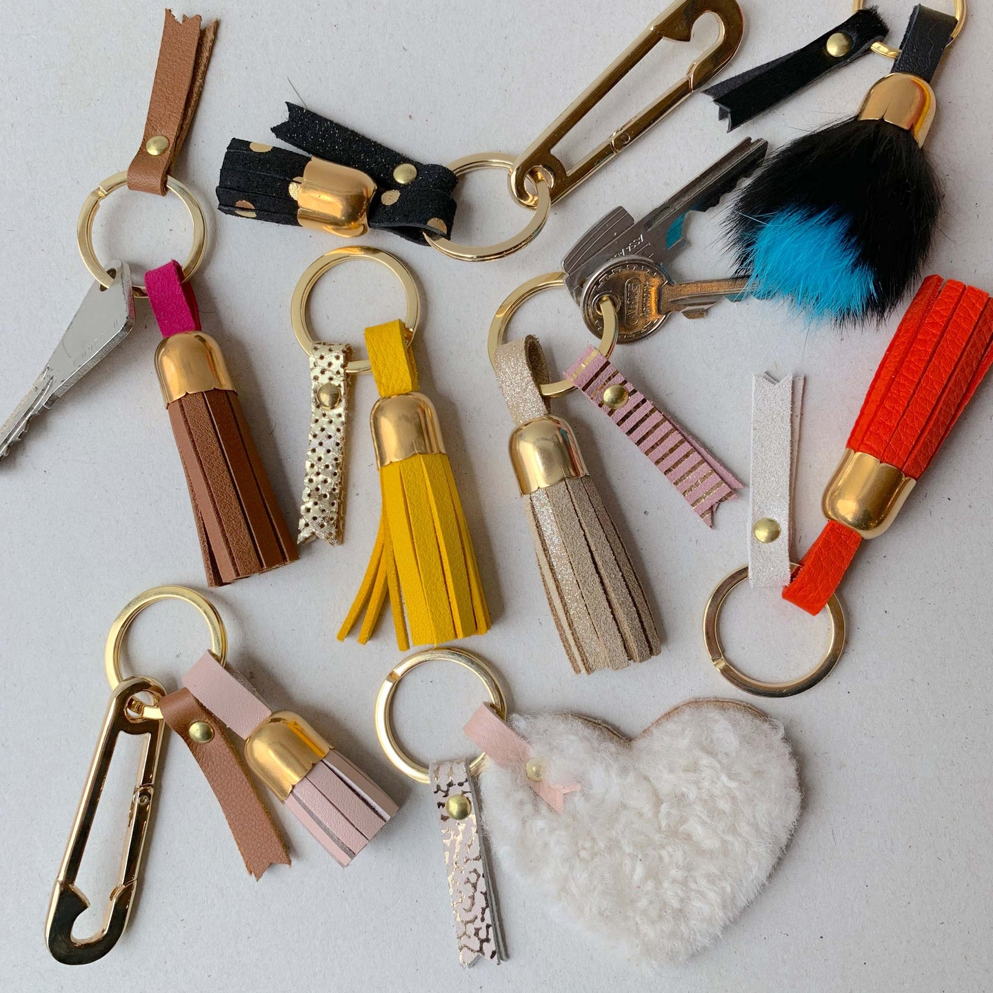 Accessories, key chains for her