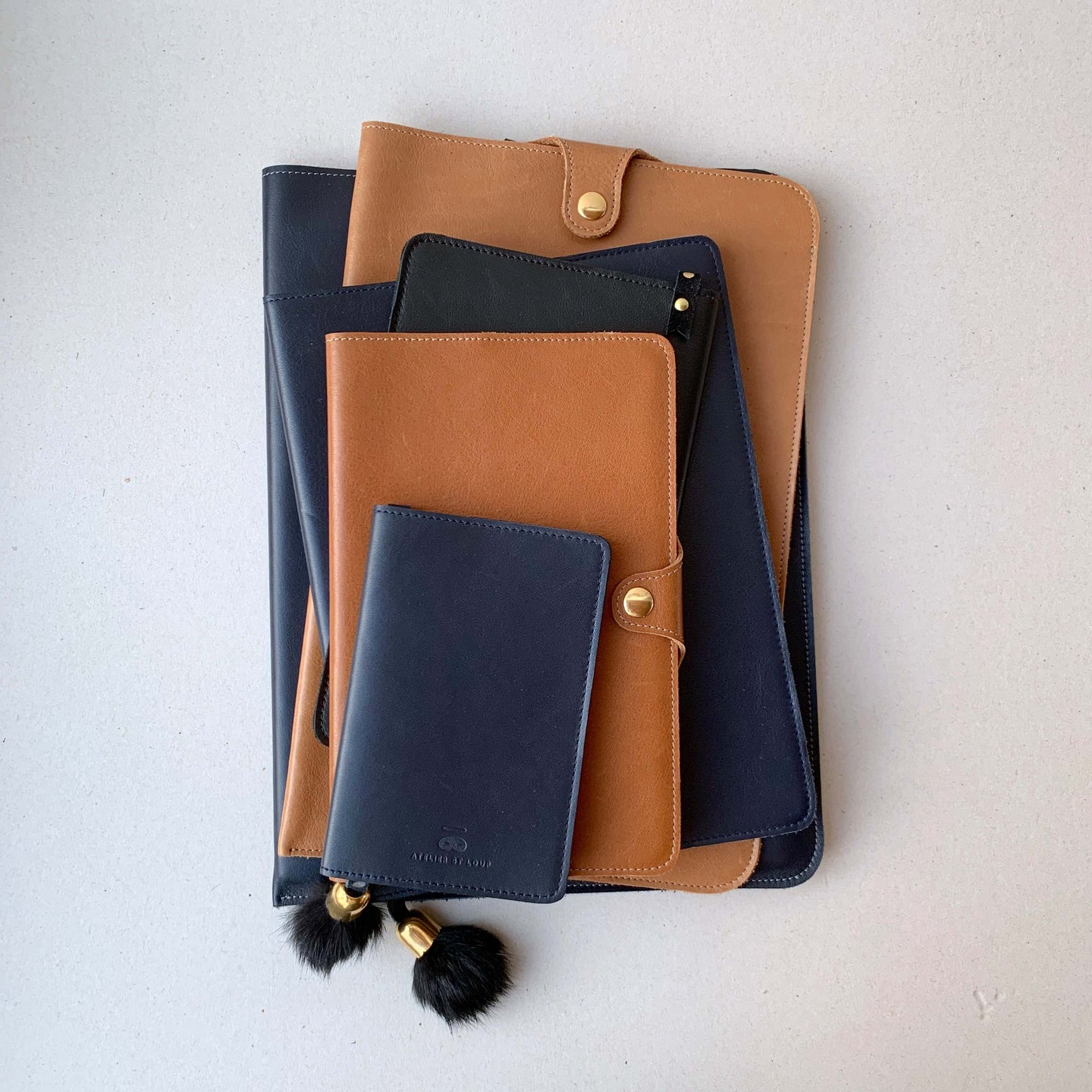 Moleskine & notebook covers for Her