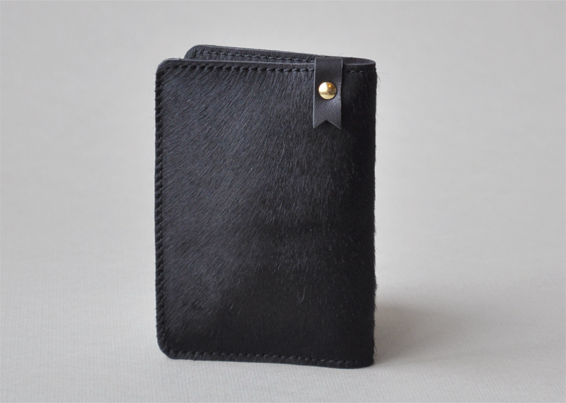 Porte-cartes F - Atelier St. Loup - Luxury leather goods in Nantes