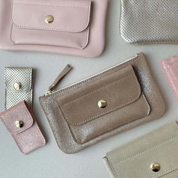 Pochette small pression