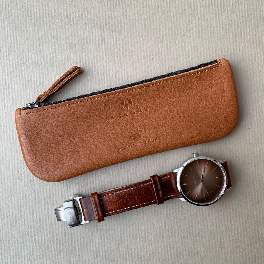 Trousse à montre slim