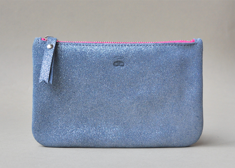 Pochette make-up taille S - Atelier St. Loup - Luxury leather goods in Nantes