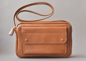 Sac midi - Atelier St. Loup - Luxury leather goods in Nantes