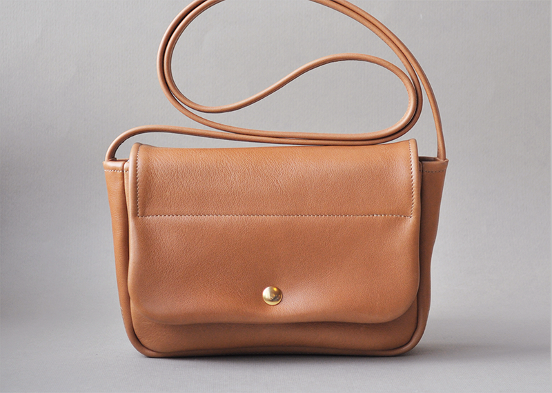 sac à main pression - Atelier St. Loup - Luxury leather goods in Nantes