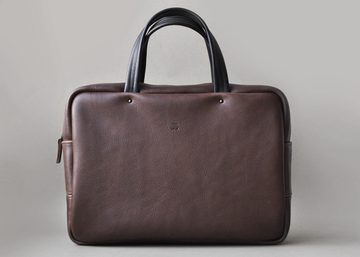 Valisette HF - Atelier St. Loup - Luxury leather goods in Nantes