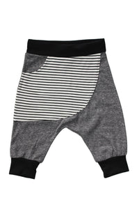 TriBlend Grey Kangaroo Pocket Harems