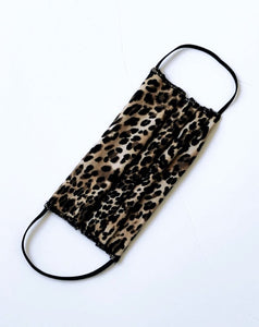 Face Mask Leopard